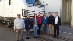 Exkursion Siemens (2015)