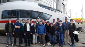 Exkursion DB ICE-Werk München (2016)