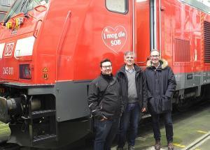 Südostbayernbahn 2017