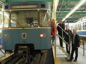 U-Bahn Werk Fröttmaning (2017)