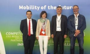 TRA Transport Research Arena Conference in Wien (2018)